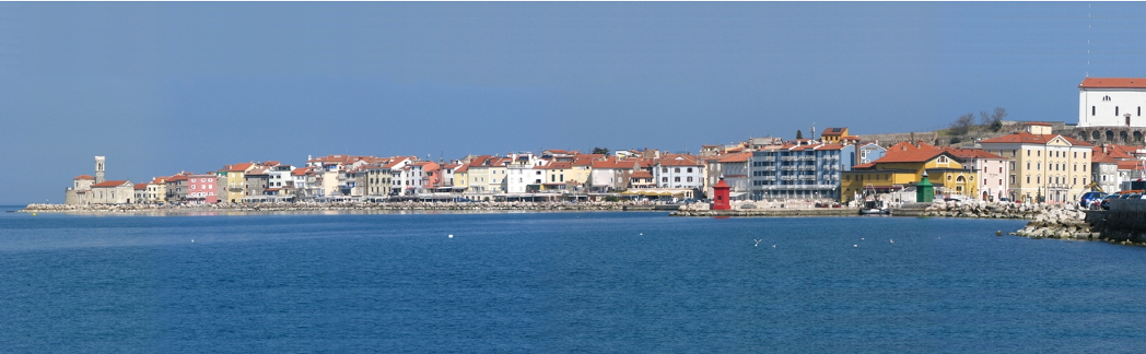 Piran is a medieval costal town of Slovenia. It is home to some of the world`s most picturesque alleys and best icecream.